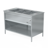Bain Marie 3 GN, built-in