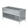 Bain Marie 4 GN, built-in