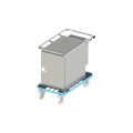 Cooling Gastro Trolley C6