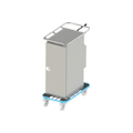 Cooling Gastro Trolley C10
