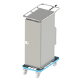 Cooling Gastro Trolley C14