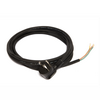Power cable with Danish plug-in, black 97-498